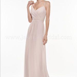 NEW Jasmine Bridal Georgette Bridesmaid Dress